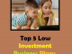 Top 5 Low Investment Business Plans
